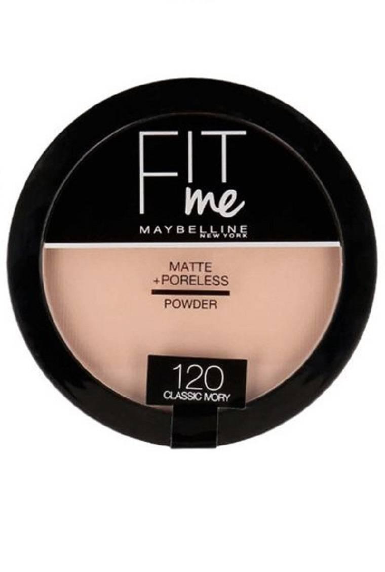 Fit Me Matte And Poreless Powder Pressed Powder Foundation Maybelline